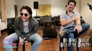 Nakakatuwang KULITAN nina DANIEL PADILLA & IAN VENERACION sa D4 concert rehearsal