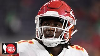 How Stephen A. would handle Kareem Hunt's potential return to the NFL | Stephen A. Smith Show