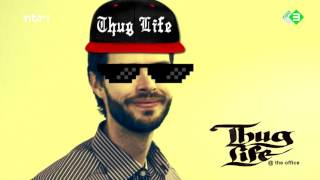 Thug Life #2 - Thug life ook gewoon at the Office | Klikbeet