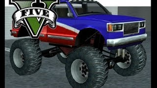 ★ GTA 5 - Monster Trucks?! | GTA5 Talk Ep. 12