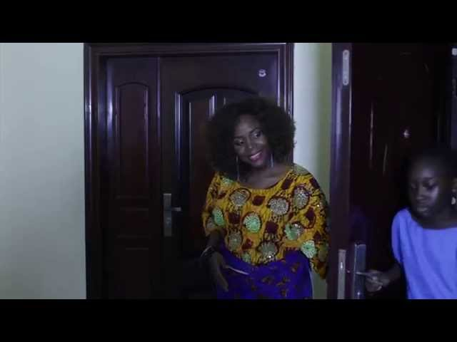 Omawumi Pays Bedridden Fan A Surprise Visit - Nigerian Movie 2014