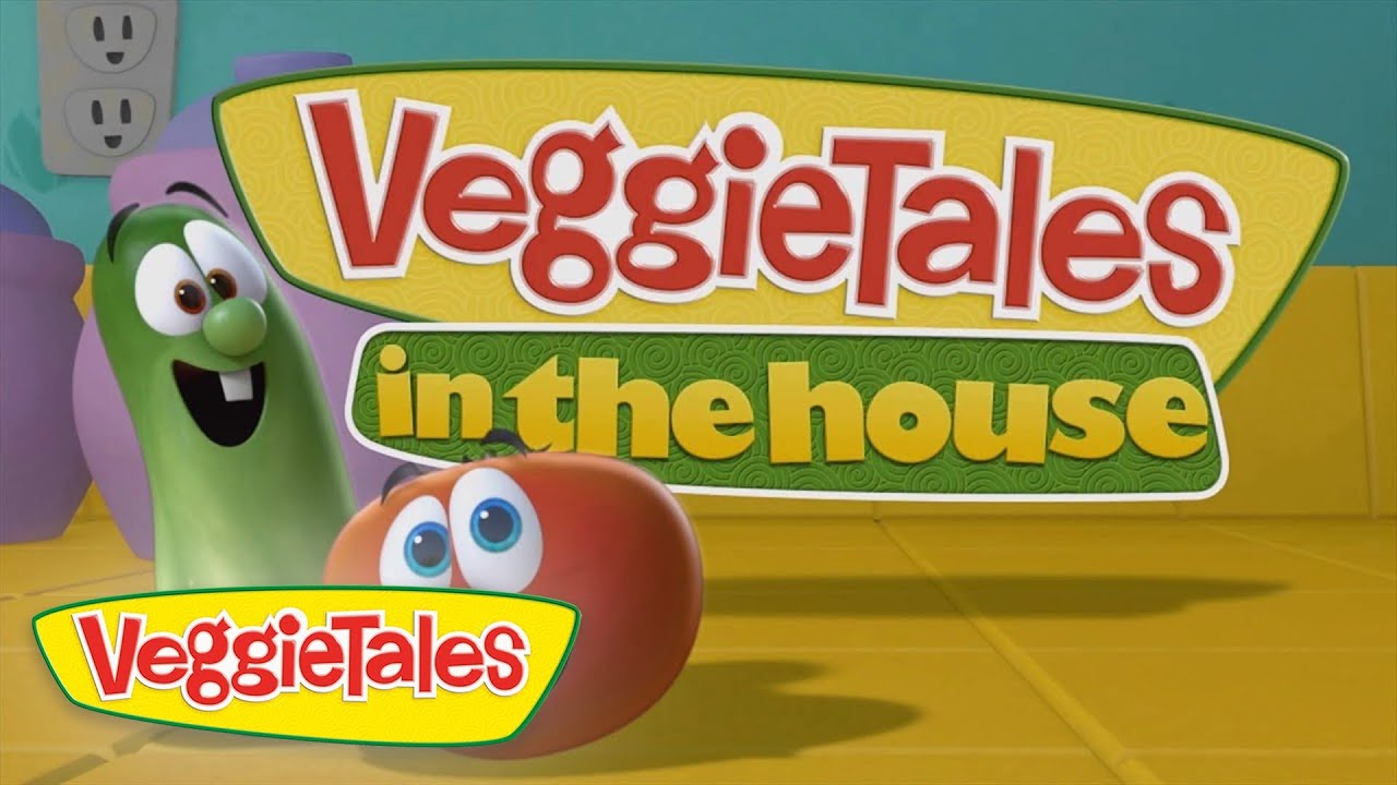 Veggietales In The House Opening Theme Youtube