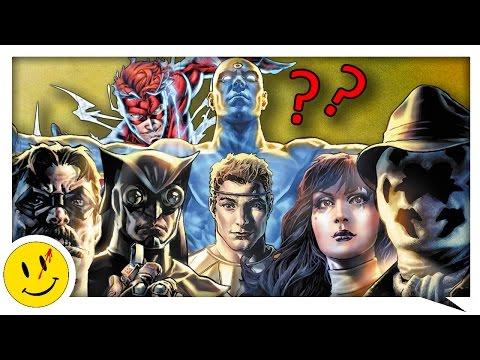 DC REBIRTH: Хранители. Уолли Уест. Кто наблюдает за героями? 🙊