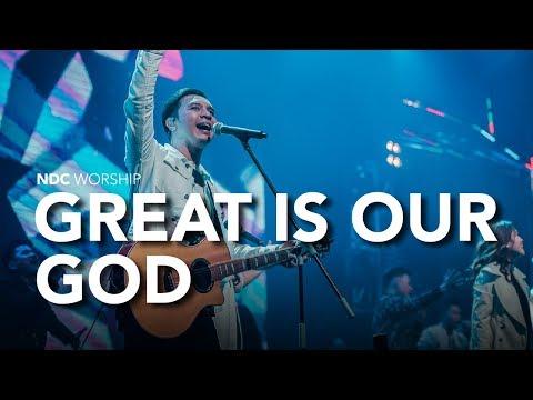 NDC Worship - Datanglah dan Bertahta/Great Is Our God (Live Performance)