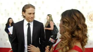"Charlie Hunnam On Why He Quit Christian Grey and Dropped Out of ""50 Shades of Grey"""