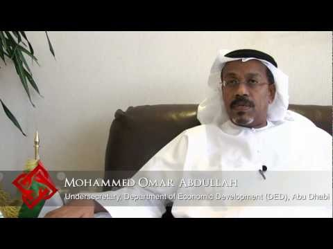 Executive Focus: Mohammed Omar Abdullah, Undersecretary, Dept. of Economic Development, Abu Dhabi