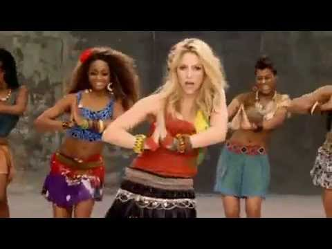 English Song-shakira Waka Waka (world Cop 2010) video