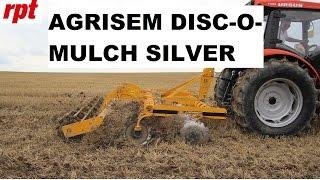 Agregat Agrisem Disc-O-Mulch Silver w teście RPT - więcej w miesięczniku 11/2016