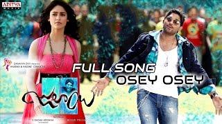 Julai - Julai Telugu Movie || Osey Osey Full Song || Allu Arjun, Ileana