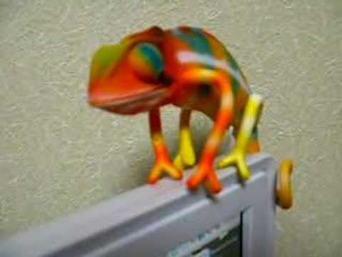 moving Chameleon