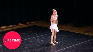 "Dance Moms: Maddie's Lyrical Solo - ""Lifeline"" (Season 3) | Lifetime"