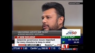 ET Now - ICICI Bank Business Banking SME Elite 50 - 20 Jan 2019