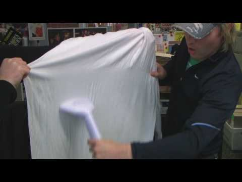Tim's Tobi Steam Iron Review & Demonstration (Tobi Steamer)