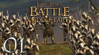 [1] THE WHITE HAND OF ISENGARD! - Battle For Middle Earth Evil Campaign (HD Edition)