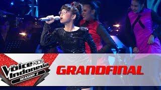 "Download Lagu Kim ""Feel It Still""   Grand Final   The Voice Kids Indonesia Season 2 GTV Gratis STAFABAND"