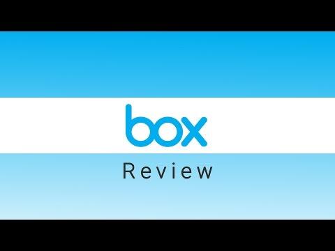 Box Cloud Storage Review