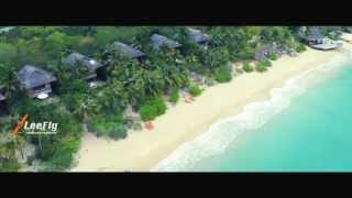 Flycam - Six Senses - Ninh Van Bay Nha Trang 2015