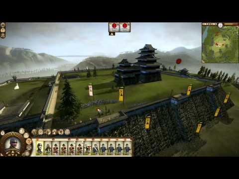 Let's Play Total War: Shogun 2 - Fall of the Samurai Part. 1