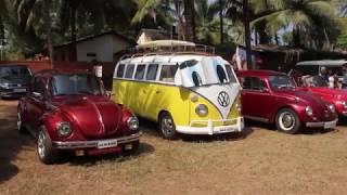 VolksWeekend 2017 Goa: Classic Volkswagen meet