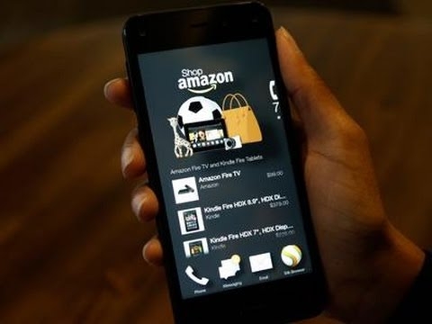 AP Review: Amazon Fire Adds Spark to Smartphones