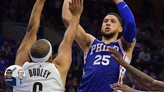 Jared Dudley was right with his criticism of Ben Simmons - Jalen Rose | Jalen & Jacoby
