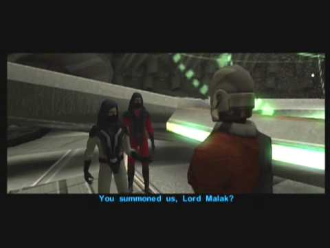 KOTOR (DS) 148 - Darth Revan's Robes