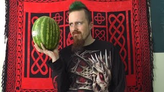 Weapon tests on water melons: Not impressive!