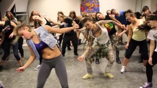 Класс от DanceHall Queen Елены Яткиной в Екатеринбурге