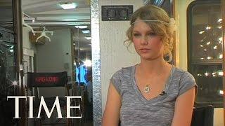 TIME Magazine Interviews: Taylor Swift