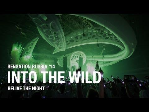 Post event movie Sensation Russia 2014 'Into the Wild'
