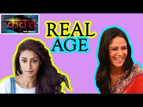 Real Age of Kawach Actors | Mona Singh, Vivek Dahiya, Mahek Chahal | TV Prime Time thumbnail