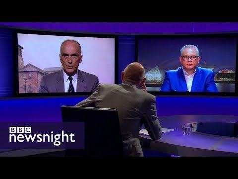 Is Jeremy Corbyn's Labour closer to Hugo Chavez or Tony Blair? - BBC Newsnight