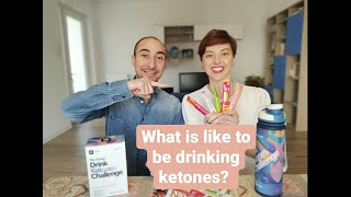 Pruvit UK - What is it like to be drinking ketones?