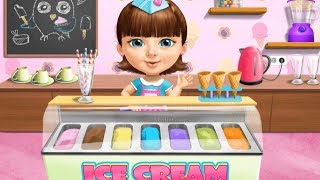 Sweet Baby Girl Summer Fun 2 Games For Kids – Kids Learn Dress Up & Makeup Games for Children