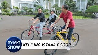 Download Lagu Asyiknya Vincent Desta Santai Bareng Presiden Jokowi Gratis STAFABAND