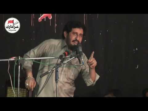Zakir Syed Murtaza Ashiq Shah | YadGar Majlis 2 Rabi Awal 2017 | Jalsa Zakir Syed Imran Haider Kazmi