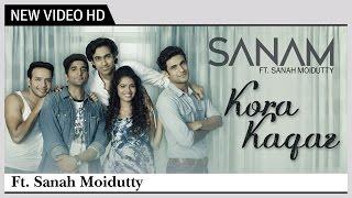 Kora Kagaz - SANAM feat. Sanah Moidutty | Kishore Kumar & Lata Mangeshkar | Music Video