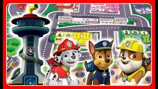 PAW PATROL TOYS Paw Patrol Board Game Beach Rescue Play Mat Family Game Fun For Kids!