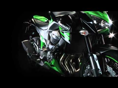 2013 NEW Kawasaki Z800: Spec & Design