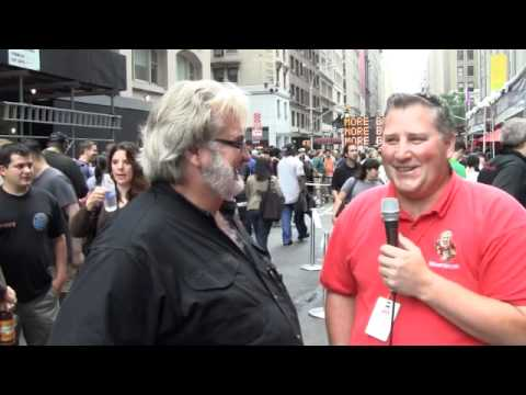 Myron Mixon does New York City talks about The BBQ Times