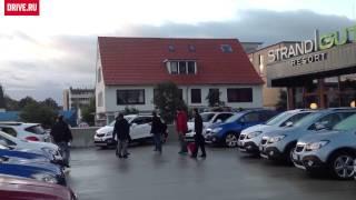 2012 Opel Mokka — За кадром