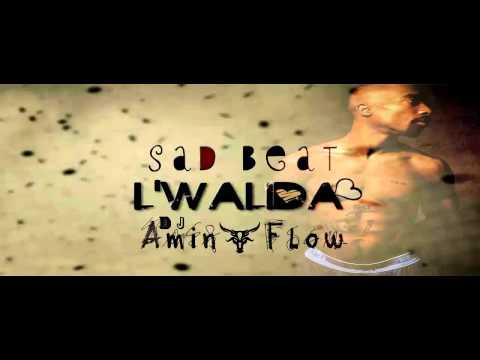 Sad Instrumental Hip Hop rap Beat 2014 lwalida (amin'flow Beat) video