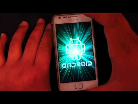 How-to-install custom CyanogenMod 10 Android 4.1.1 Jellybean on Samsung Galaxy S2