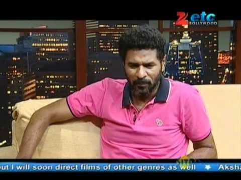 Komal Nahta With Prabhu Deva video