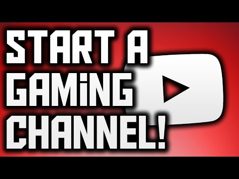 How To Start A Gaming Channel CHEAP (Equipment)! The YouTube Starter Kit! #1