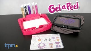 Gel-a-Peel Fashion Station from MGA Entertainment