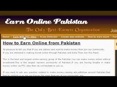 Make Money Online Urdu And Hindi video