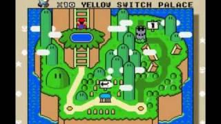 Super Mario World complete Walkthrough