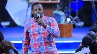 Prophet Mesfin Beshu - Preaching Ecabod - AmlekoTube.com