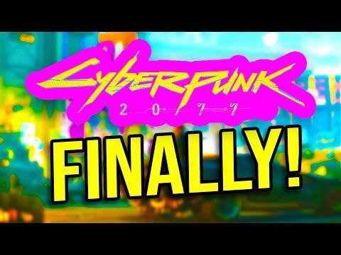 Cyberpunk 2077 Release Date! Keanu Reeves A MAIN CHARACTER! Cyberpunk 2077 E3 NEWS!